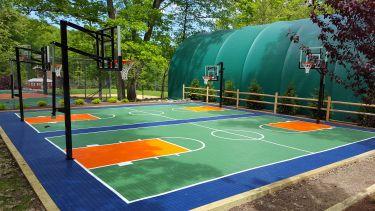 Mini Basketball Courts 187 Mateflex