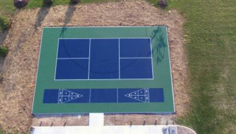 Pickleball and Shuffleboard
