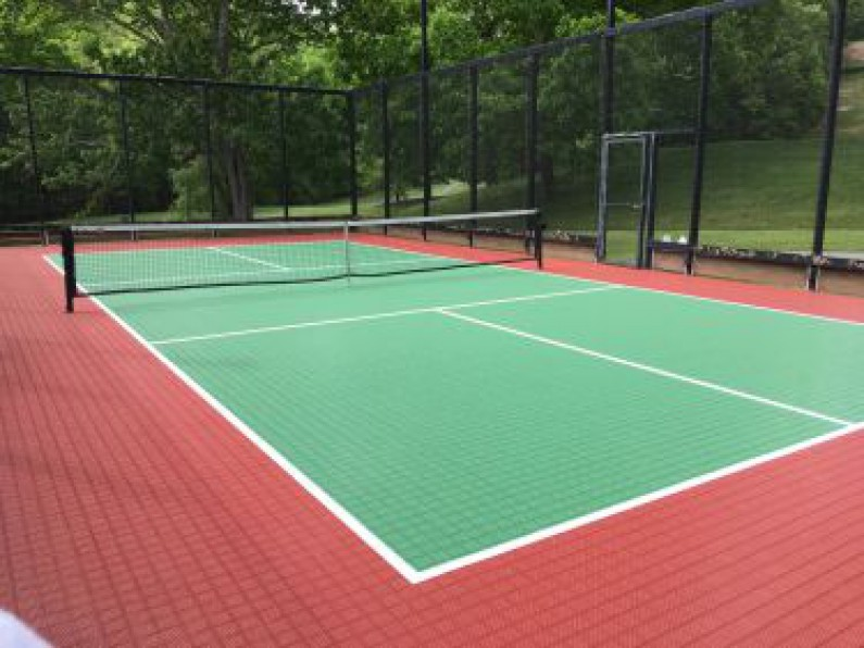 Platform Pickleball