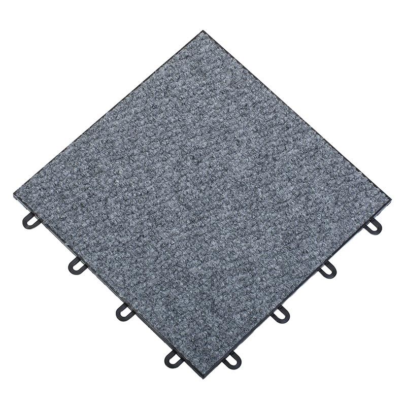 Flooring For Home Gym Canada: Modular Carpet For Sunrooms With CarpetFlex » Mateflex