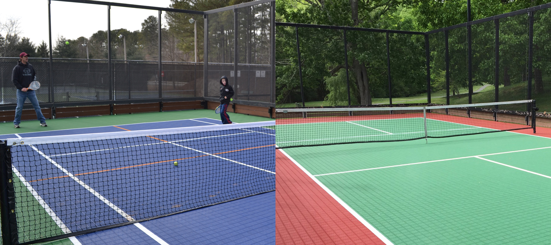 Modular Flooring For Outdoor And Indoor Courts Mateflex - Mate flex flooring